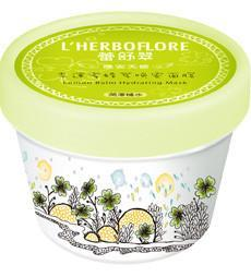 L'Herboflore Lemon Balm Hydrating Mask | l'Herboflore | My Styling Box