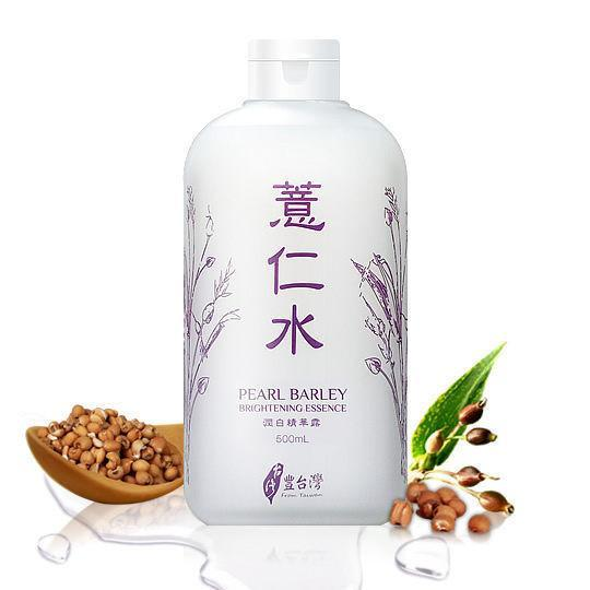 Lovemore Pearl Barley Brightening Hydrating Toner Essence - 500ml | Lovemore | My Styling Box