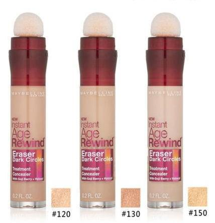Maybelline Instant Age Rewind Eraser Dark Circle Treatment Concealer | Maybelline | My Styling Box