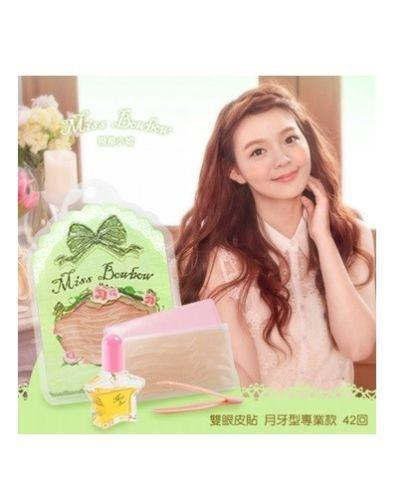 Miss Bowbow Premium Invisible Eyelid Tape Green - M | Miss Bowbow | My Styling Box