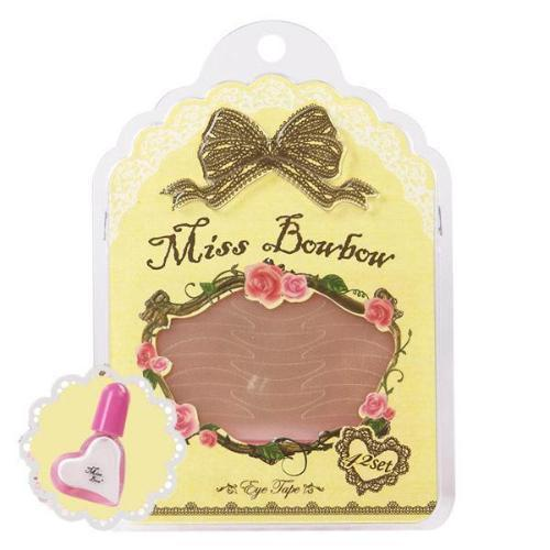 Miss Bowbow Premium Invisible Eyelid Tape Yellow for Sensitive Skin - M | Miss Bowbow | My Styling Box