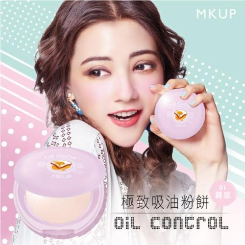 MKUP Oil Control Mineral Face Powder - 01 Natural Matte | MKUP | My Styling Box