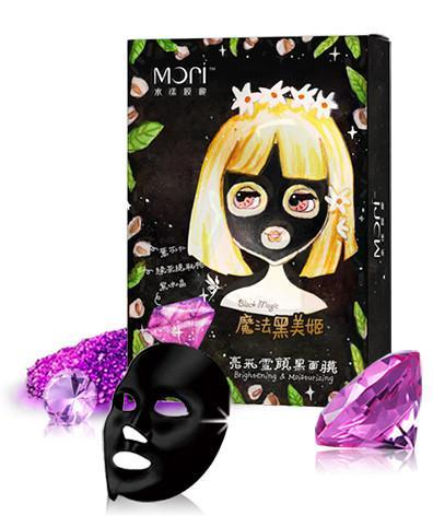 Mori Black Magic Brightening & Moisturizing Mask | Mori | My Styling Box