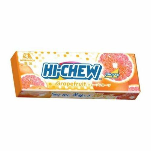 Morinaga Hi-Chew Chewing Candy - Grapefruit | Morinaga | My Styling Box