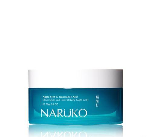 Naruko Apple Seed & Tranexamic Acid Black Spots and Lines Defying Night Gelly EX | Naruko | My Styling Box