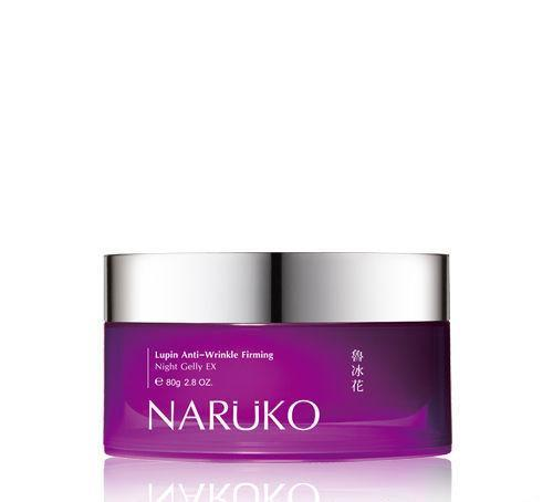 Naruko Lupin Anti-Wrinkle Firming Night Gelly EX | Naruko | My Styling Box