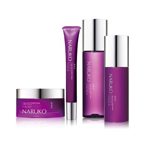 Naruko Lupin Anti-Wrinkle Firming Skincare 4 PCS Special Set | Naruko | My Styling Box