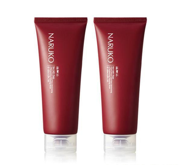 Naruko Raw Jobs Tears Supercritical CO2 Pore Minimizing Foaming Wash | Naruko | My Styling Box