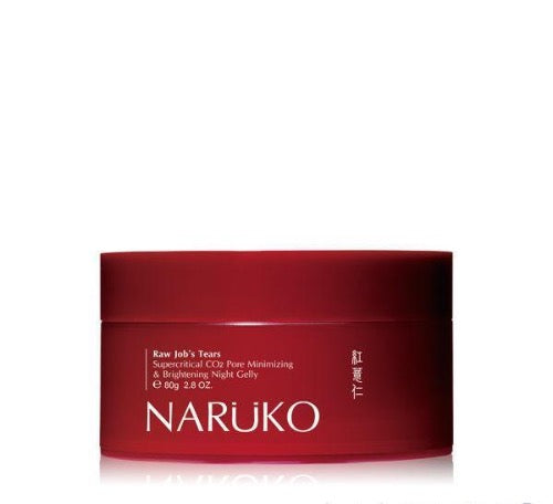 Naruko Raw Jobs Tears Supercritical CO2 Pore Minimizing Night Gelly-Naruko | My Styling Box