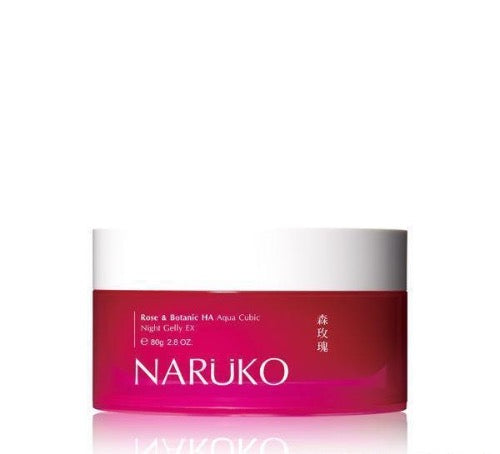 Naruko Rose & Aqua In Super Hydrating Night Gelly | Naruko | My Styling Box