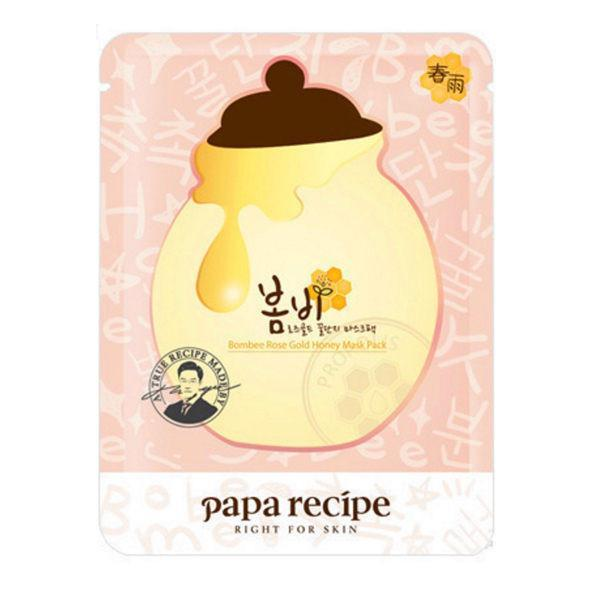 Papa Recipe Bombee Rose Gold Honey Mask Pack | Papa Recipe | My Styling Box
