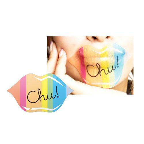 Pure Smile Choosy Hydrogel Lip Mask Rainbow Kiss | Pure Smile | My Styling Box