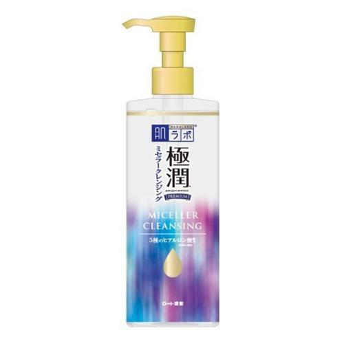 Rohto Hada Labo Premium Hyaluronic Acid Miceller Cleansing Water | ROHTO HADA LABO | My Styling Box