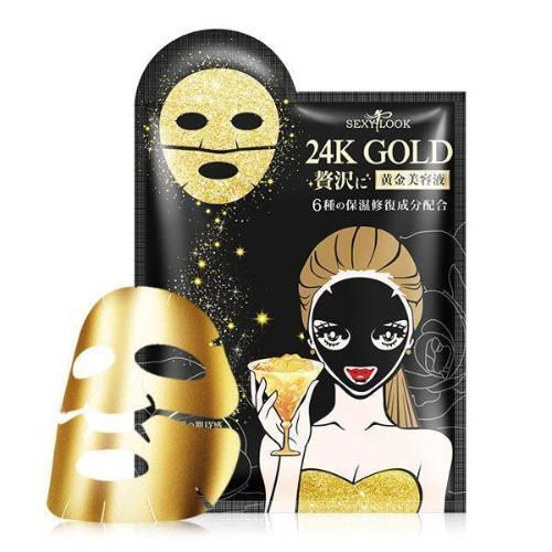 Sexylook All in One 24K Gold Facial Mask | Sexylook | My Styling Box