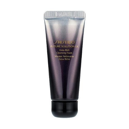 Shiseido Future Solution LX Extra Rich Cleansing Foam - 15ml Travel Size | Shiseido | My Styling Box