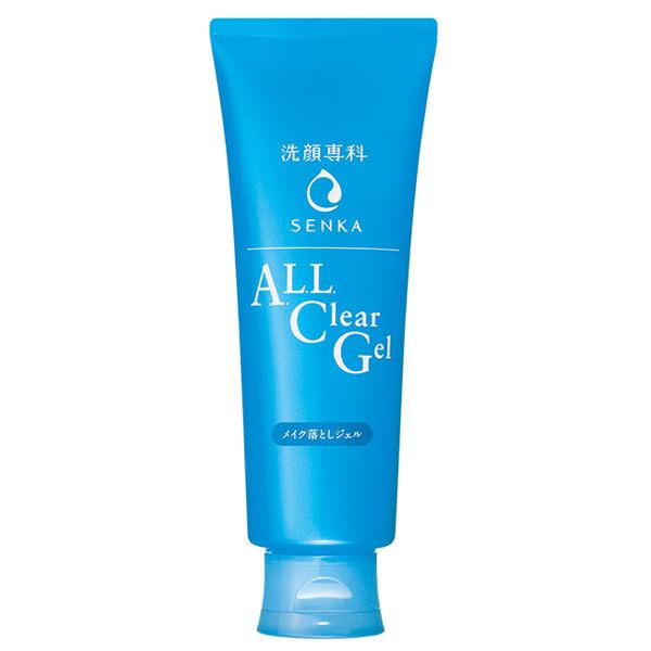 Shiseido Senka All Clear Gel Makeup Remover | Shiseido Senka | My Styling Box
