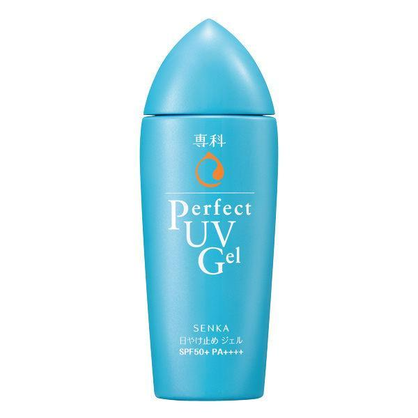 Shiseido Senka Perfect UV Gel Sunscreen SPF50+ PA+++ | Shiseido Senka | My Styling Box