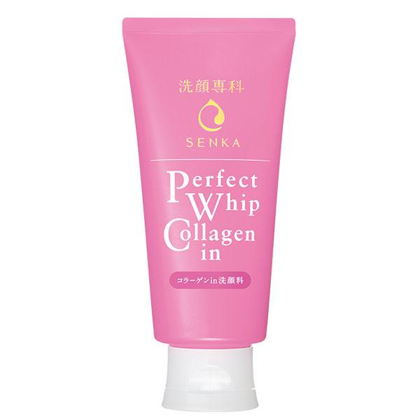 Shiseido Senka Perfect Whip Collagen In Cleansing Foam | Shiseido Senka | My Styling Box