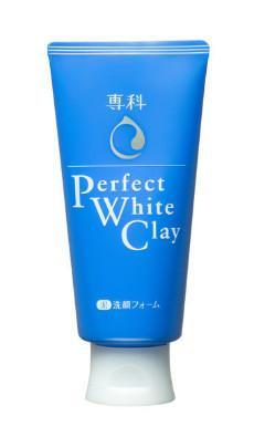 Shiseido Senka Perfect White Clay Cleansing Foam | Shiseido Senka | My Styling Box