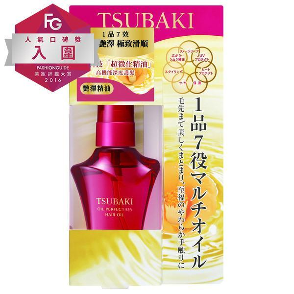 Shiseido Tsubaki Oil Perfection Hair Oil | Shiseido Tsubaki | My Styling Box