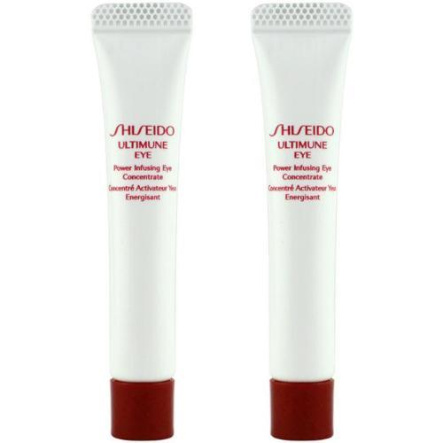 Shiseido Ultimune Eye Power Infusing Eye Concentrate - 5ml x 2 Travel Size-Shiseido | My Styling Box