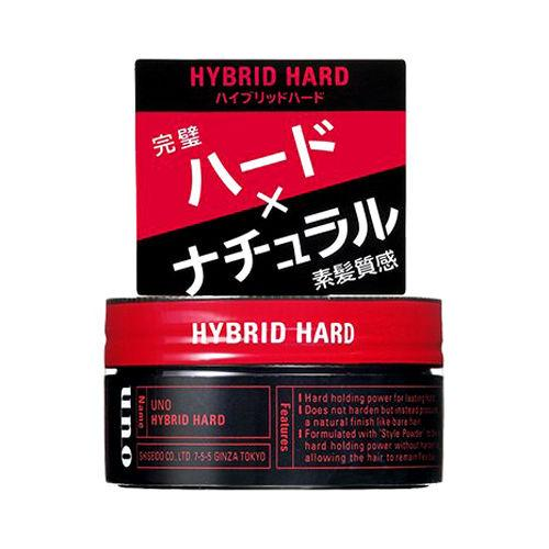 Shiseido Uno Hybrid Effector Strong Hold Hair Styling Wax-Shiseido Uno | My Styling Box