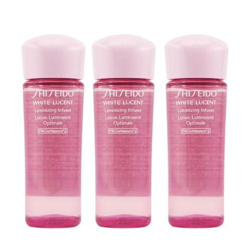 Shiseido White Lucent Luminizing Infuser - 25ml x 3 Travel Size-Shiseido | My Styling Box
