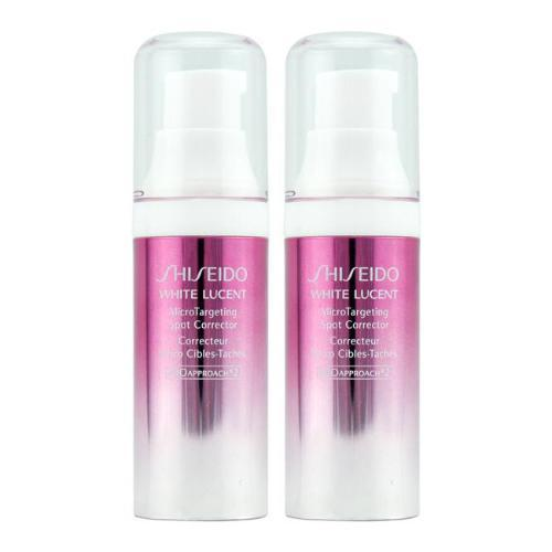 Shiseido White Lucent MicroTargeting Spot Corrector - 9ml x 2 Travel Size-Shiseido | My Styling Box