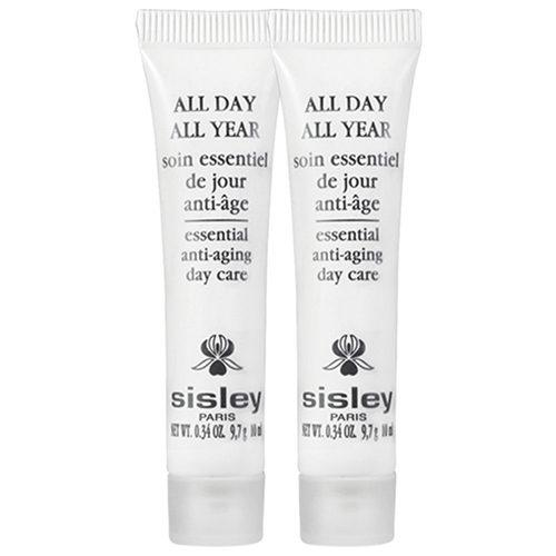 Sisley All Day All Year Essential Anti-Aging Day Cream - 10ml x 2 Travel Size | Sisley | My Styling Box