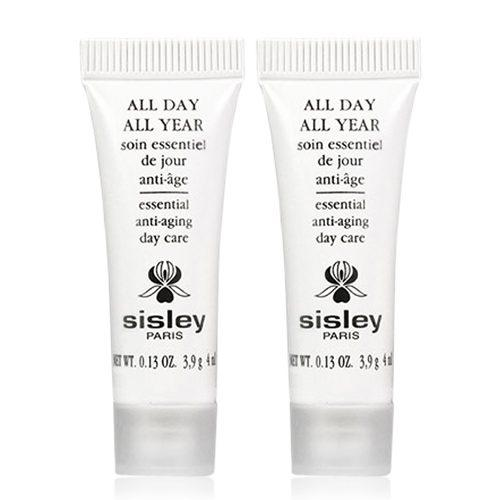 Sisley All Day All Year Essential Anti-Aging Day Cream - 4ml x 2 Travel Size | Sisley | My Styling Box