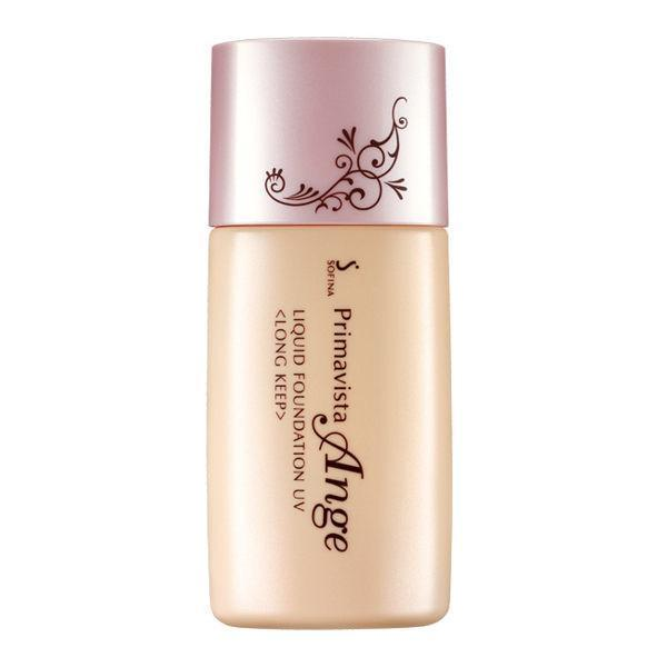 Sofina Primavista Ange 8hr Long Keep UV Liquid Foundation SPF25 PA++-Sofina | My Styling Box