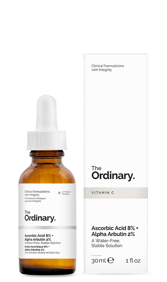 The Ordinary Ascorbic Acid 8% + Alpha Arbutin 2% | The Ordinary | My Styling Box