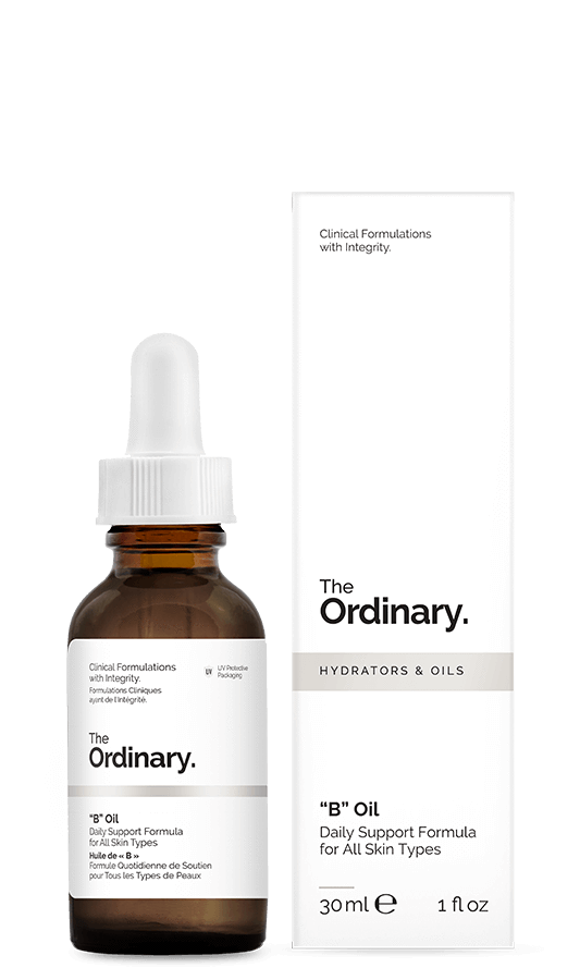 "The Ordinary ""B"" Oil 