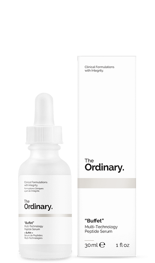 "The Ordinary ""Buffet"" 