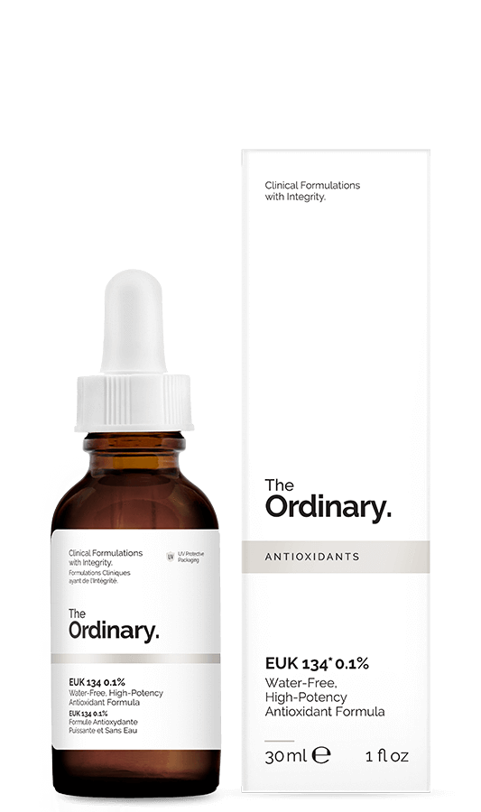 The Ordinary EUK 134 0.1% | The Ordinary | My Styling Box