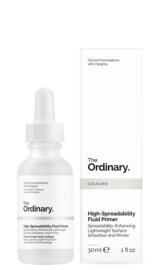 The Ordinary High-Spreadability Fluid Primer | The Ordinary | My Styling Box