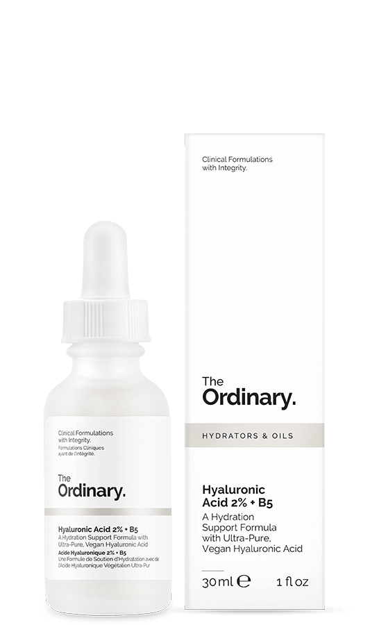 The Ordinary Hyaluronic Acid 2% + B5 | The Ordinary | My Styling Box