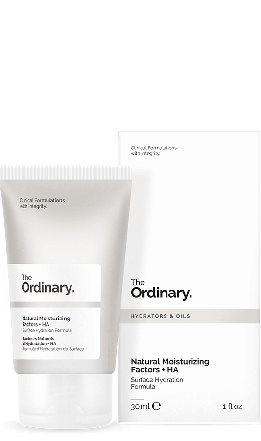 The Ordinary Natural Moisturizing Factors + HA | The Ordinary | My Styling Box