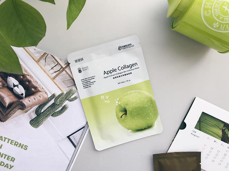 Timeless Truth Apple Extract Collagen Bio Cellulose Mask | Timeless Truth | My Styling Box
