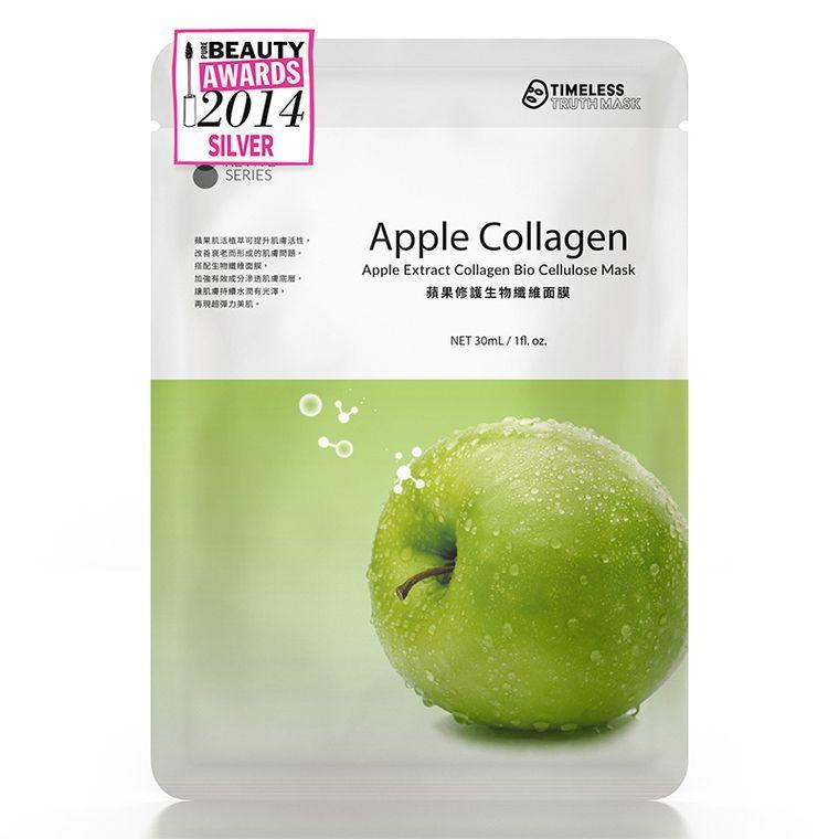 Timeless Truth Apple Extract Collagen Bio Cellulose Mask-Timeless Truth | My Styling Box