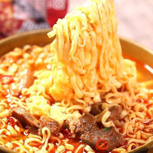 Uni-President Super Hot Pot Beef Flavor Instant Noodles | Uni-President | My Styling Box