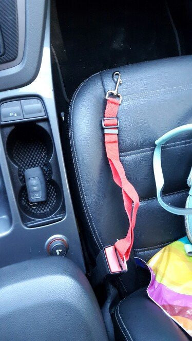 Car Safety Seat Belt Leash - Dogs Heaven Store
