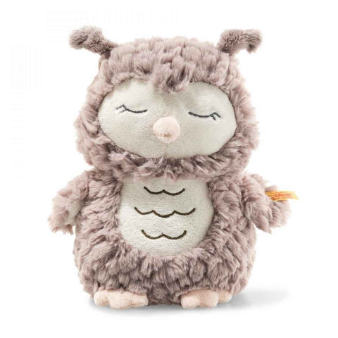 Ollie Owl 23cm Steiff Plush Soft Cuddly Friends Collection