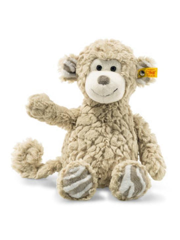 Bingo Monkey Steiff 30cm Soft & Cuddly Friends Children's Monkey Teddy Bear