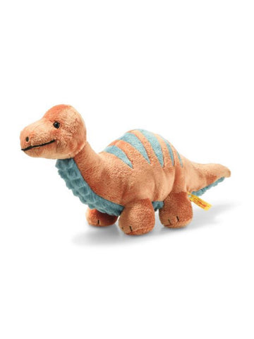 Bronco Brontosaurus 28cm Steiff Plush Children's Dinosaur Toy