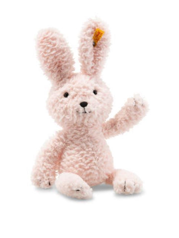 Candy 30cm Pink Plush Rabbit Steiff Soft & Cuddly Friends Children's Toy