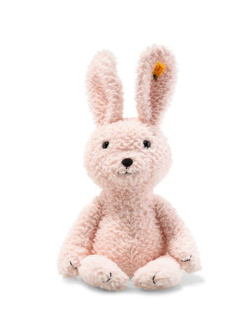 Candy 40cm Large Pink Plush Rabbit Steiff Soft & Cuddly Friends Children's Toy
