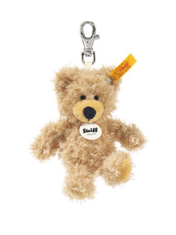 Charly Beige 12cm Steiff Plush Teddy Bear Key Ring