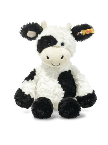 Cobb Cow Steiff 30cm Soft & Cuddly Friends Children's Cow Teddy Bear