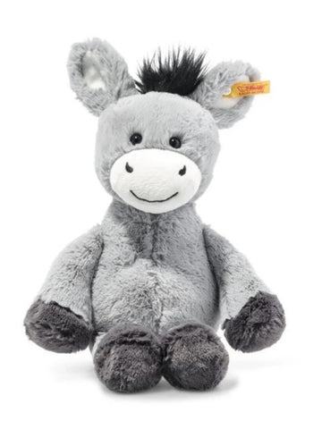 Dinkie Donkey Steiff 30cm Soft & Cuddly Friends Children's Teddy Bear